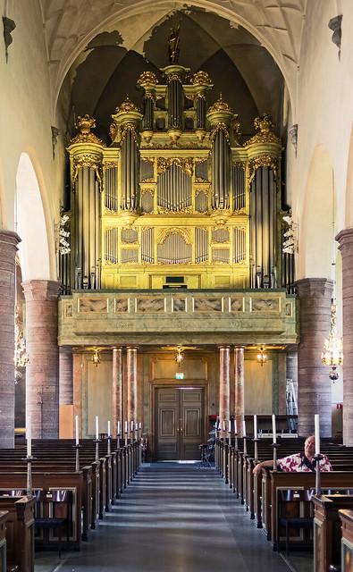 Stockholm - St. Jacobs Kirche - Innen II
