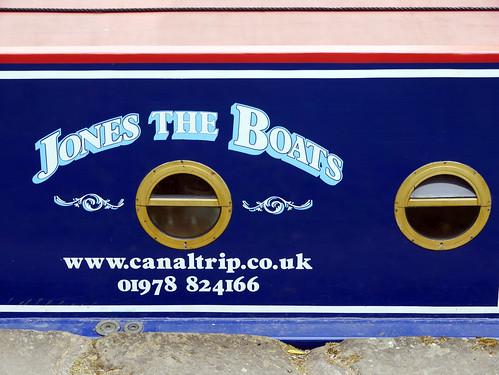 Jones the Boats