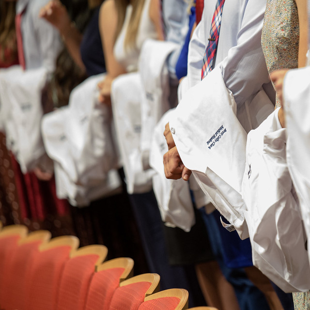 Class of 2023 White Coat Ceremony