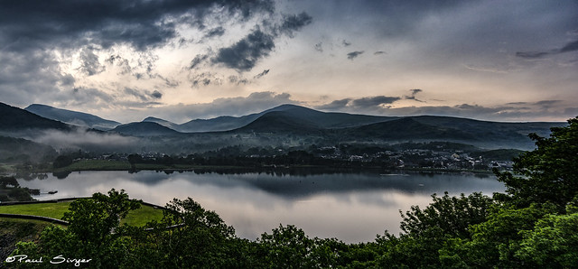 Llanberis' Mountains