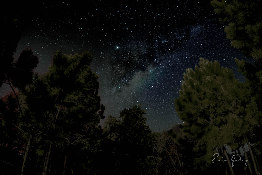 Milky Way #15 - SerraNegra/SP