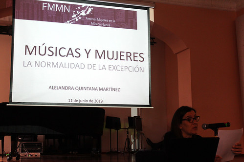 Conferencia Alejandra Quintana | FMMN 2019