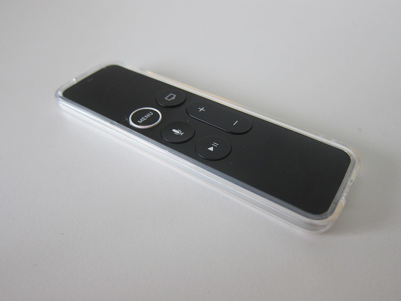 Clear TPU Case For Apple TV Remote