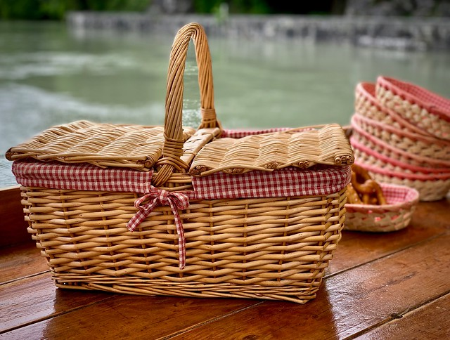 Picnic on the river