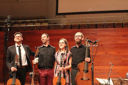 Concierto Cuarteto Atemporánea | FMMN 2019