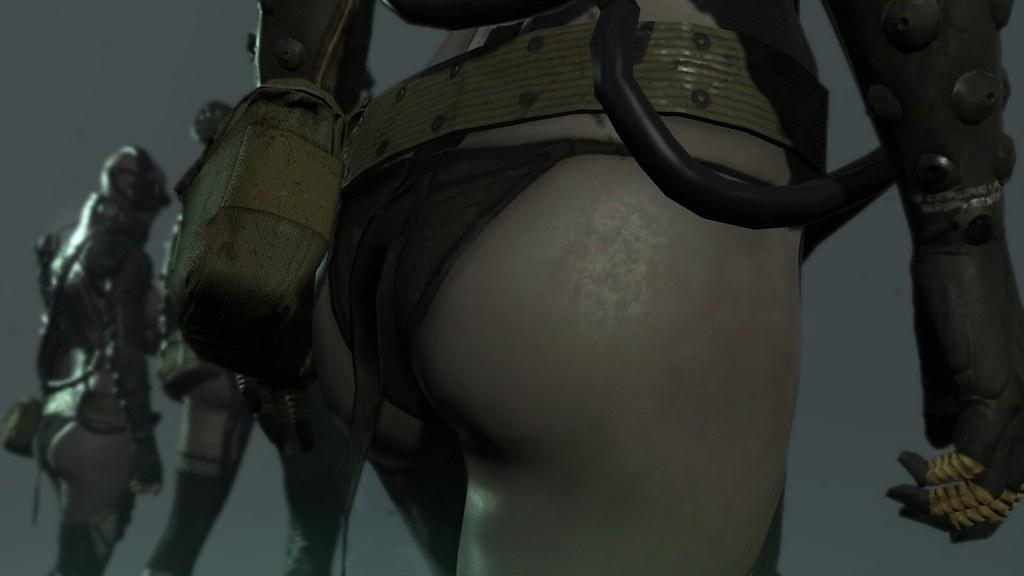 Metall Gear Solid 5 - Bikini zirh