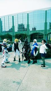 Gundam, Dark Knight, Leoreo, Meliodas Cosplay