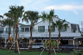 "T.J. Carney's Pub & Grill, Formerly ""Dick & Meadows Pharmacy."" Venice Ghost Walk with Venice Florida Tours, April 2019 
