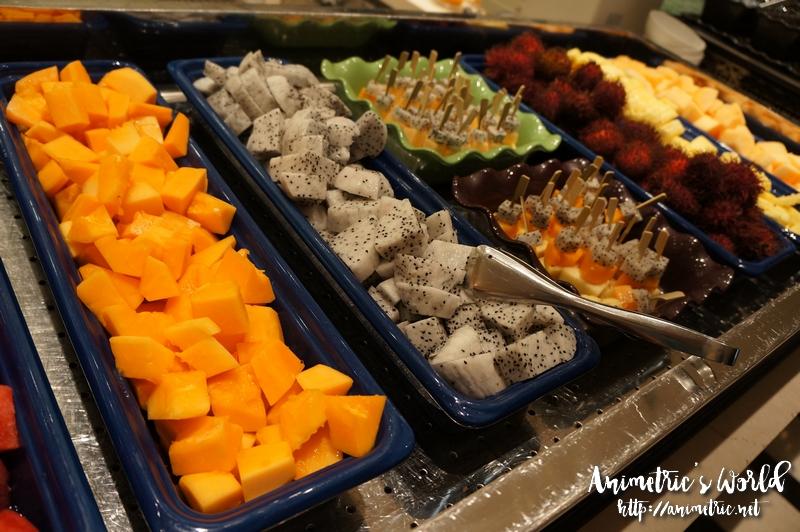 Spiral Lunch Buffet