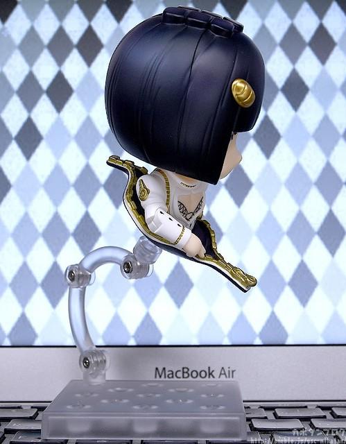 【官圖&販售資訊更新】黏土人系列 《JOJO的奇妙冒險 黃金之風》「布羅諾・布加拉提 」情報公開!ねんどろいど ブローノ・ブチャラティ