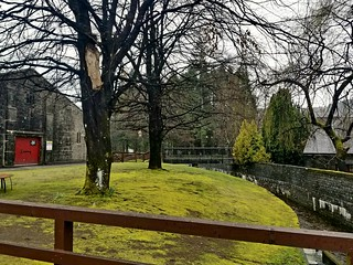 Blair Athol distillery Scotland