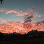 3. Juuli 2019 - 18:24 - Sunset / atardecer en Yunguilla Tomada con nikon d3500