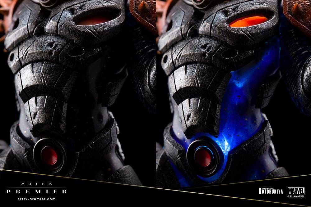 魔王薩諾斯的黑色右手! 壽屋 ARTFX PREMIER 系列 Marvel Universe【宇宙惡靈騎士】コズミック・ゴーストライダー 1/10 比例PVC塗裝完成品