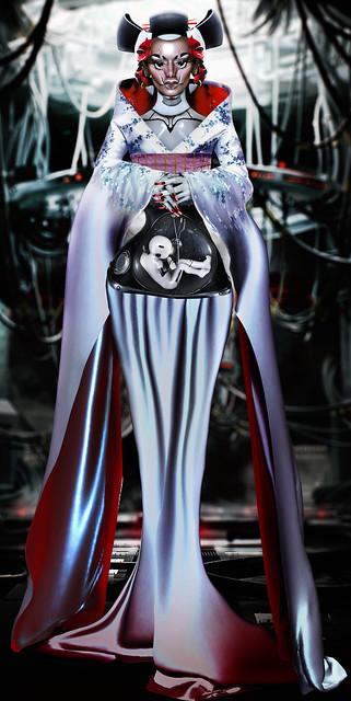 Alien Couture 18 ◊ Homogenic (同種)
