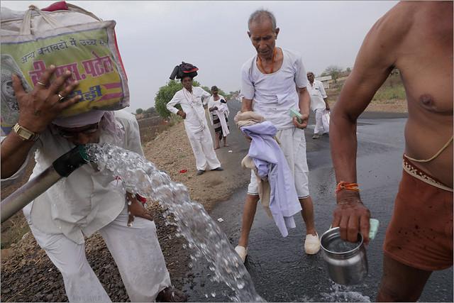 water, choli