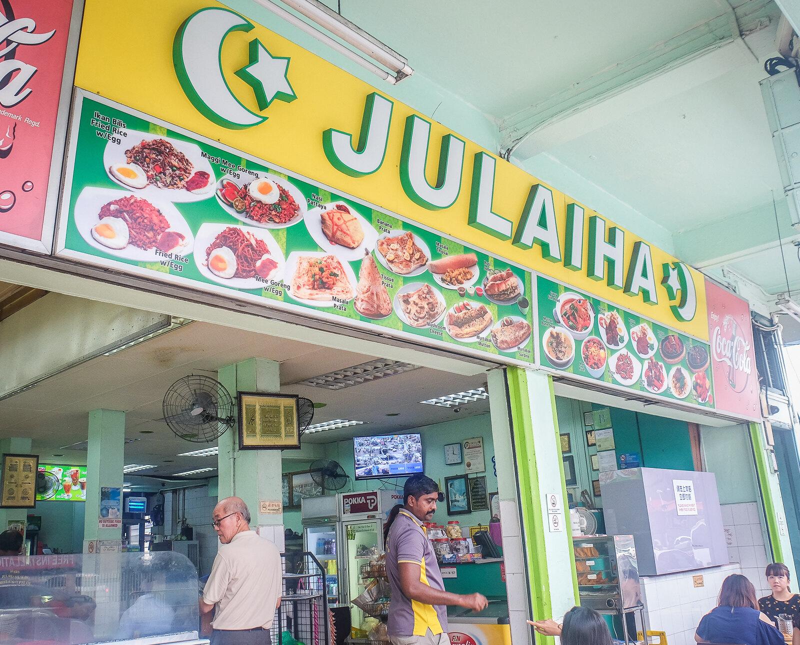 Julaiha Muslim Restaurant - Popular 24/7 Prata Spot for Night Owls - Miss  Tam Chiak