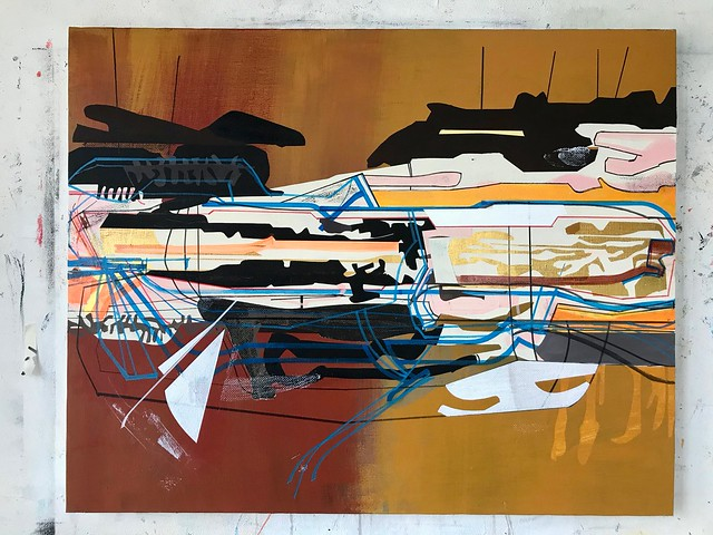 Jim Harris: Orbital Platform - Southern Highlands.