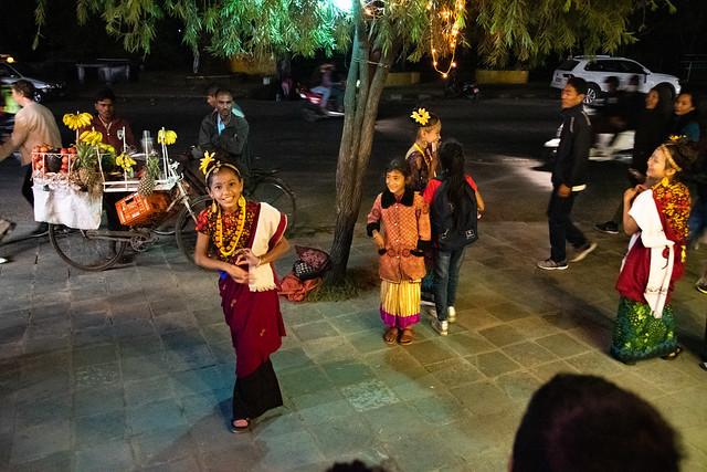 De Katmandou à Pokhara