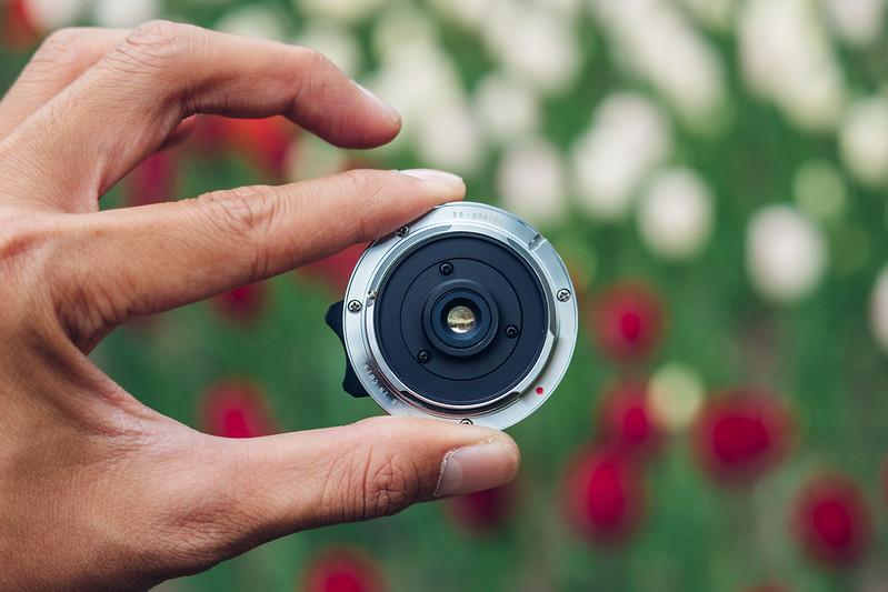 LAOWA 4mm f/2.8 Circular Fisheye 老蛙 全周魚眼