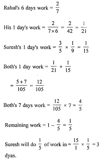 ICSE Class 8 Maths Book Solutions Free Download Pdf Chapter 1 Rational Numbers Objective Type Questions HOTS 2