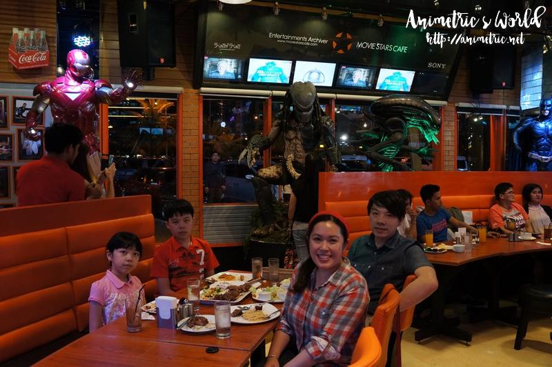 Movie Stars Cafe SM By The Bay