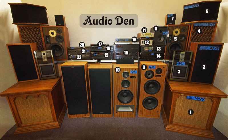 Audio Den Numbers