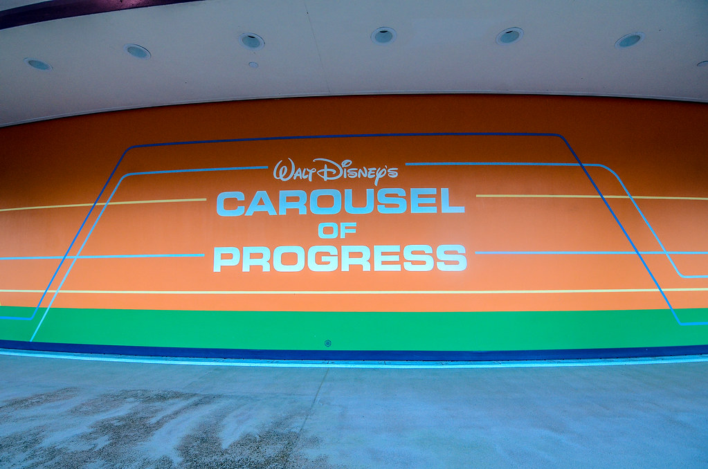 Carousel of Progress MK