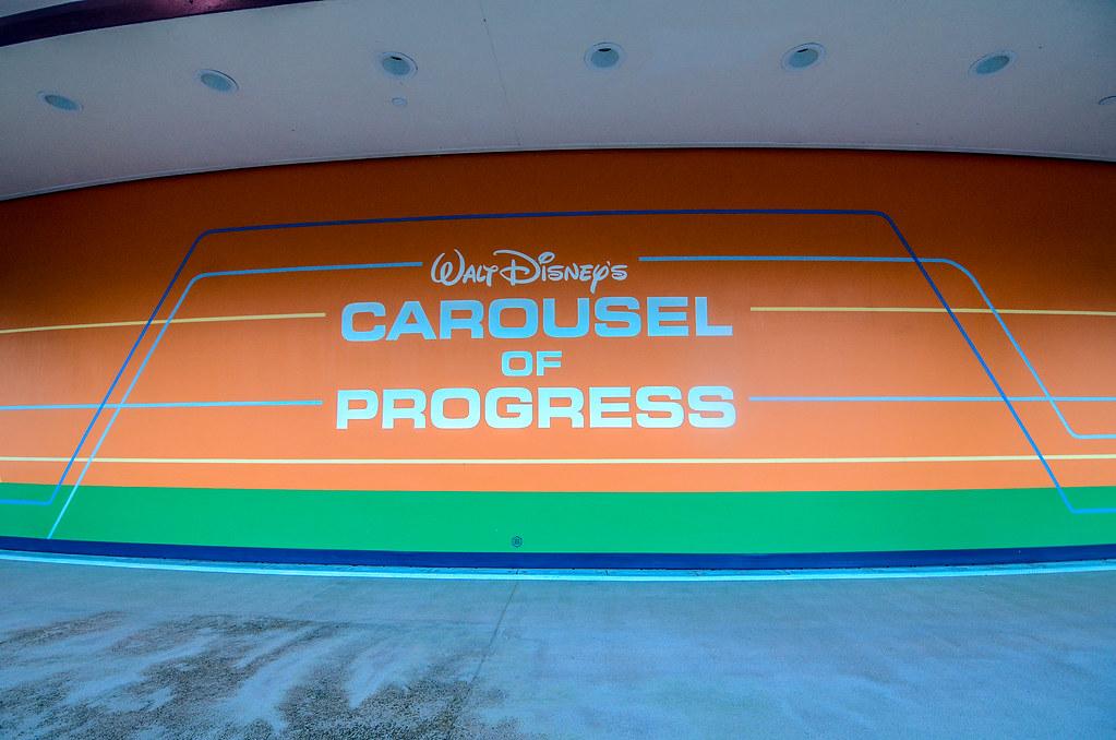 Carousel of Progress MK