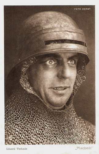 Eduard Verkade in MacBeth