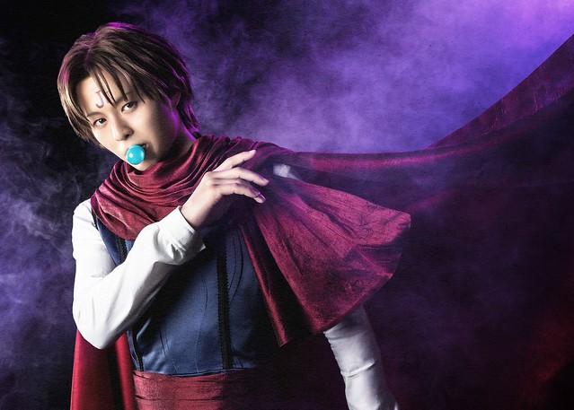 舞台劇《幽遊白書》各角色真人造型公開, 08 月 28 日開演!