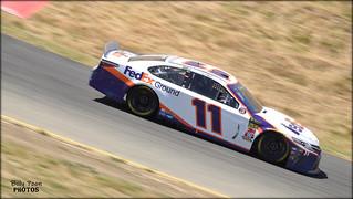 Denny Hamlin - #11 Joe Gibbs Racing / Toyota