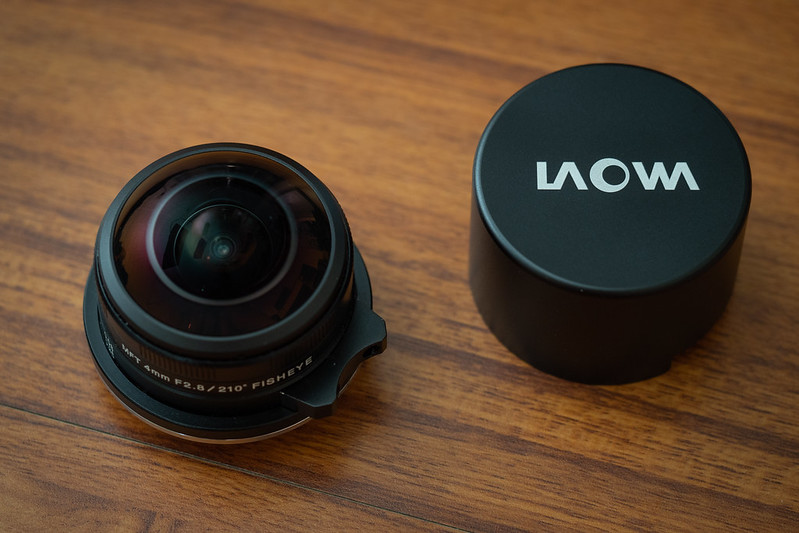 LAOWA 4mm f/2.8 Circular Fisheye|老蛙 全周魚眼