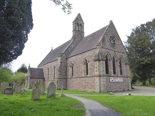 Former St Leonard's, Ludlow