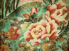 Peony Garden (Kimono Series)
