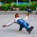 Roller Skater - Isfahan, Iran (18.05.2012)