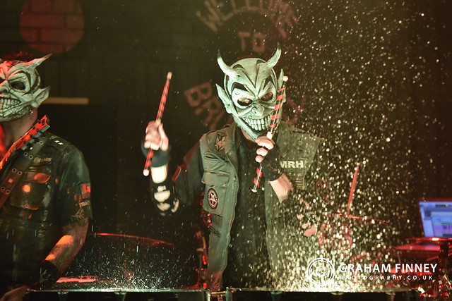 Mushroomhead @ Brudenell Social Club (Leeds, UK) on July 16, 2019