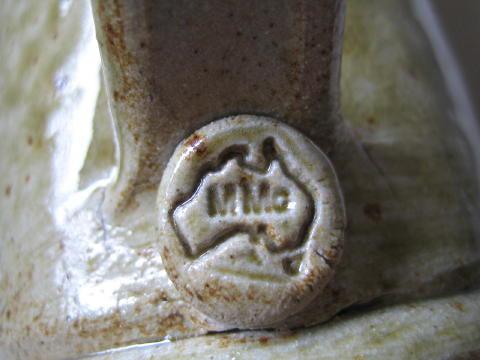 Martin McLean Frog Jug Mark