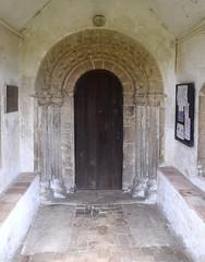 Norman south doorway