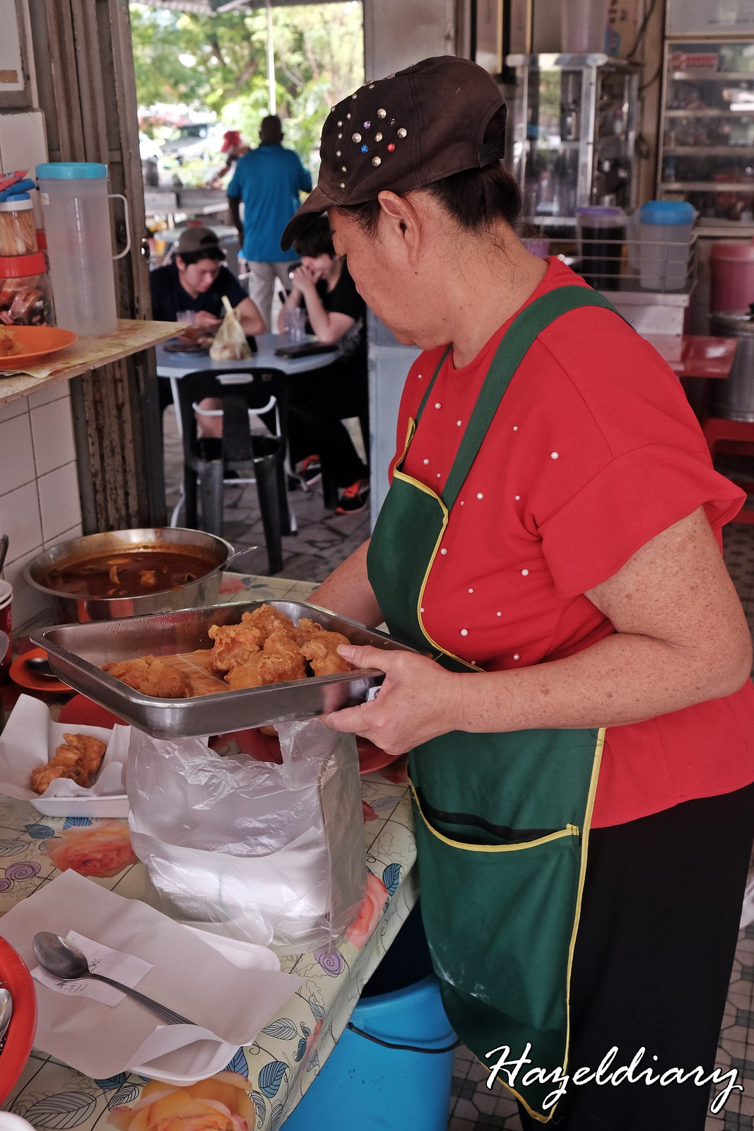 Fried Chicken in Ipoh- HK Chapman To Favourite