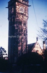 Clock tower, Pieremont, Tower Road