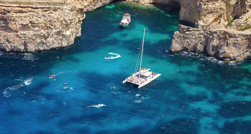 Comino, de Blue Lagoon | Malta & Gozo