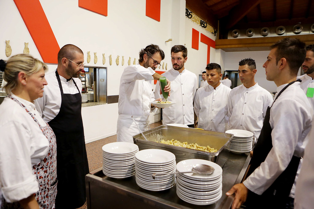 Charity Dinner con Carlo Cracco 20/07/2019