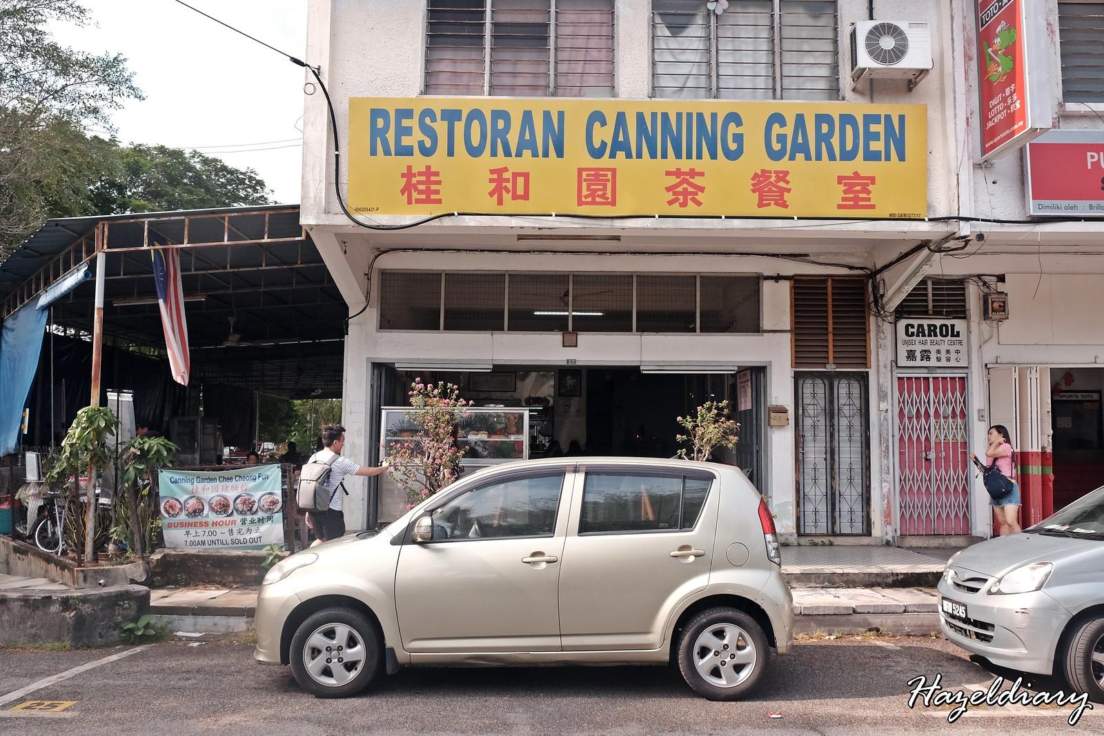 Restoran Canning Garden-Hazeldiary