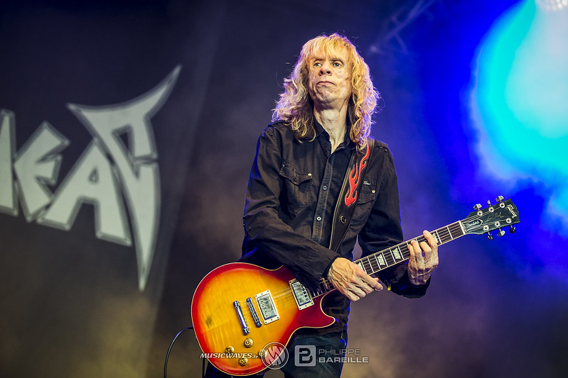 Diamond Head @ Hellfest 2019, Clisson | 21/06/2019
