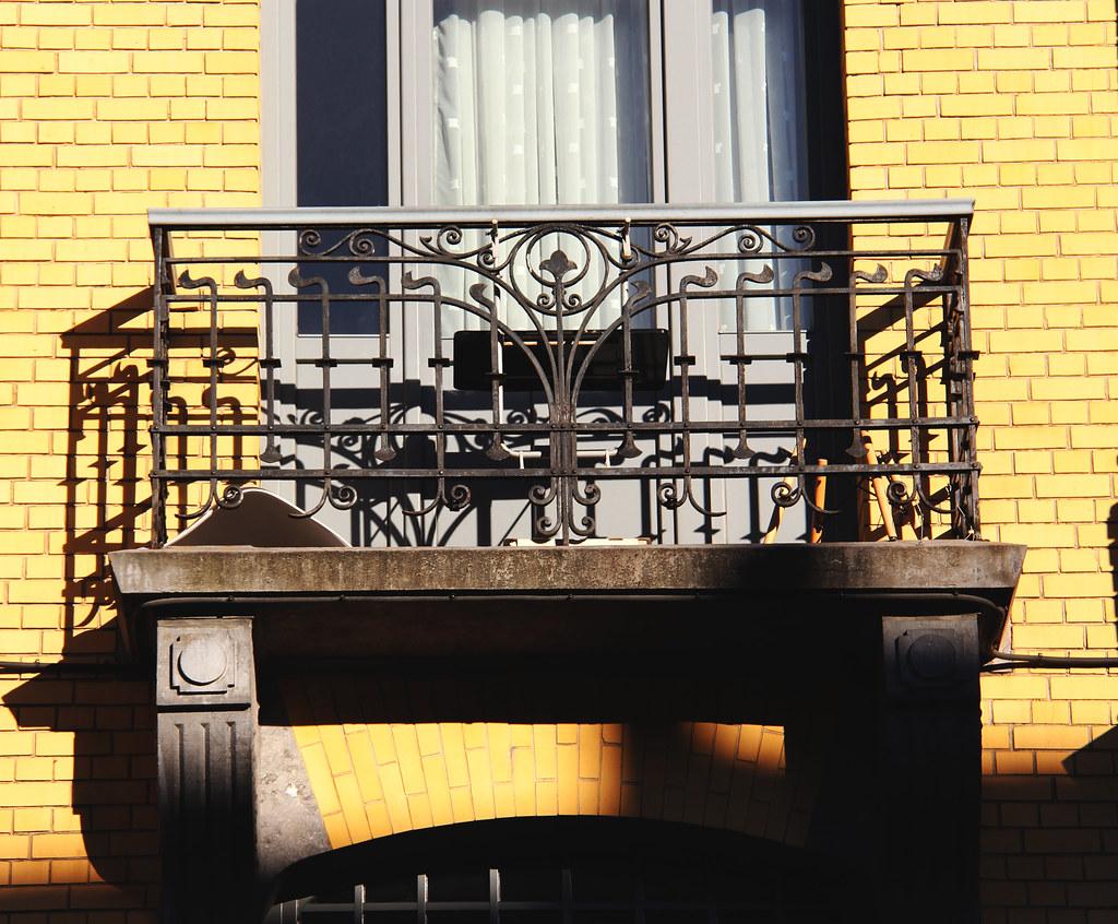 BRUXELLES- Art nouveau / Arch. Gaston HAYOIS