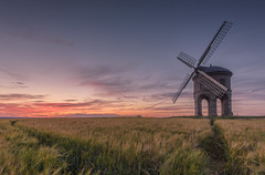 Chesterton Windmill Sunset