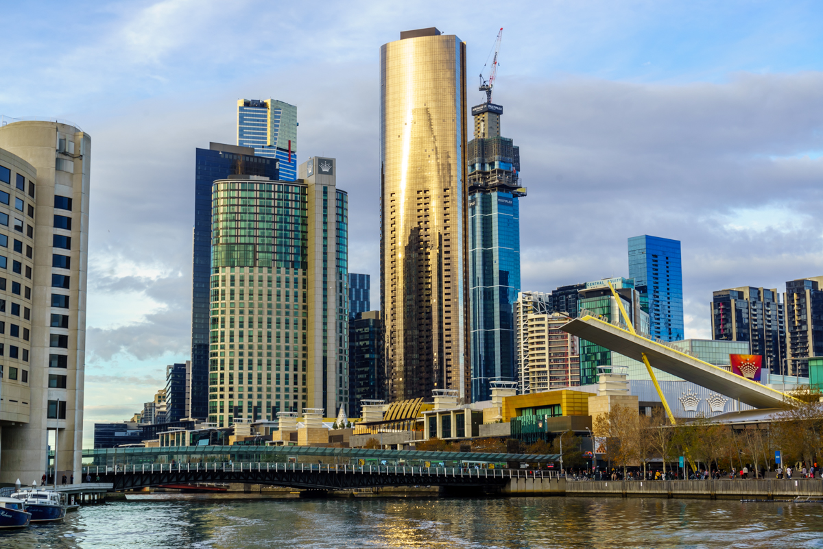 Melbourne 2019/7/22