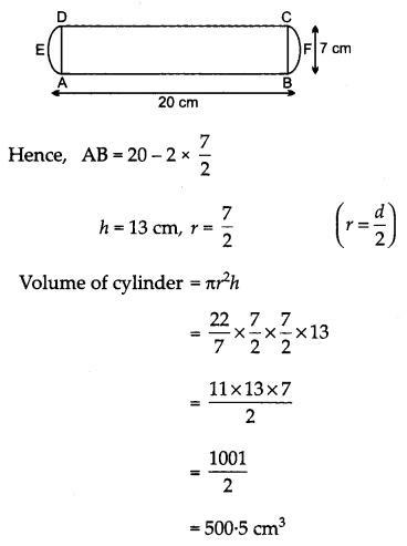 CBSE Previous Year Question Papers Class 10 Maths 2019 (Outside Delhi) Set I Q19
