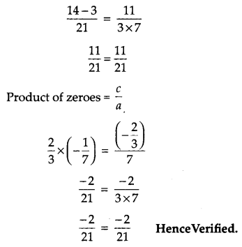 CBSE Previous Year Question Papers Class 10 Maths 2019 (Outside Delhi) Set I Q21.2
