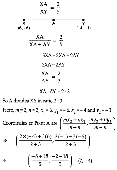 CBSE Previous Year Question Papers Class 10 Maths 2019 (Outside Delhi) Set II Q13